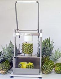 Ananas Schälmaschine